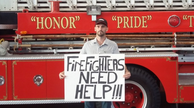 An Open Letter To The Fire Service